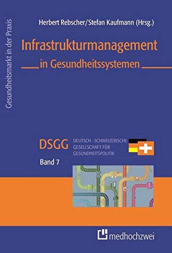 Infrastrukturmanagement in Gesundheitssystemen: Herbert Rebscher