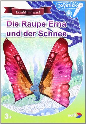 9783862170197: Toystick-Buch Raupe Erna und der Schnee
