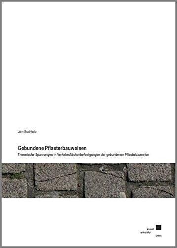 Gebundene Pflasterbauweisen: Jörn Buchholz