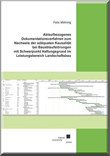 Ablaufbezogenes Dokumentationsverfahren zum Nachweis der adäquaten Kausalität bei ...