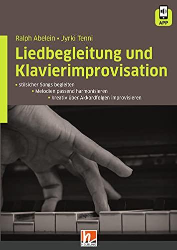 Liedbegleitung und Klavierimprovisation: - stilsicher Songs begleiten, - Melodien passend ...