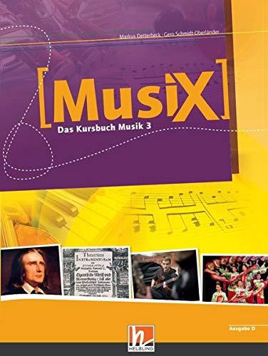 9783862271832: MusiX 3. Schülerband. Allgemeine Ausgabe