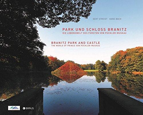9783862280926: Park und Schloss Branitz: Die Lebenswelt des F�rsten von P�ckler-Muskau