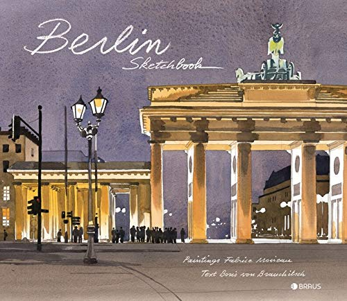 9783862281282: Berlin Sketchbook