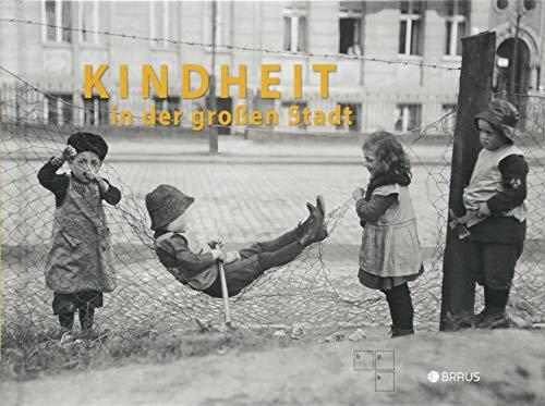 Kindheit in der großen Stadt: Frauke Berchtig