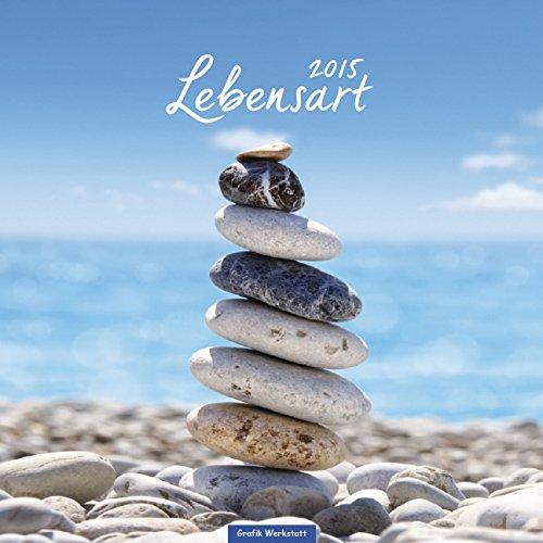 9783862293025: Lebensart 2015: Wandkalender