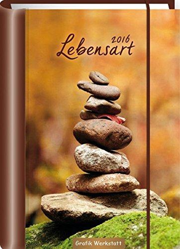 9783862293537: Lebensart 2016. Terminplaner A5