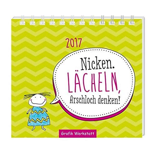 9783862294374: Wortschätzchen 2017 - Mini-Kalender