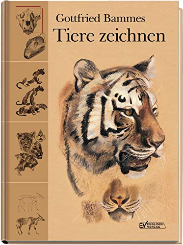 9783862301621: Tiere zeichnen