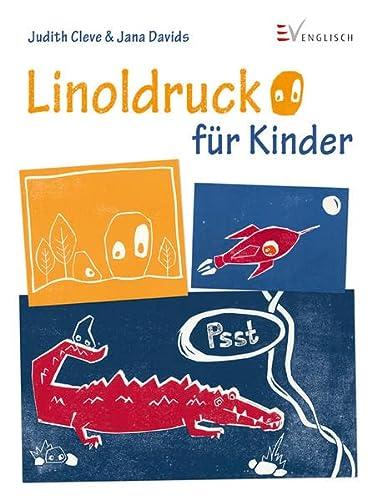 9783862302314: Linoldruck für Kinder
