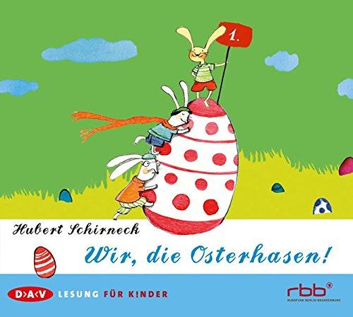 9783862310401: Wir, die Osterhasen!