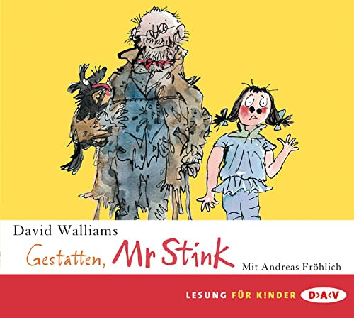 9783862310982: Gestatten, Mr. Stink, 2 Audio-CDs