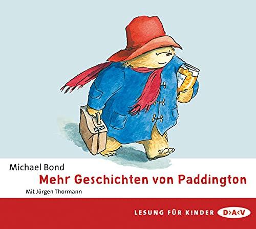 9783862311934: Mehr Geschichten von Paddington