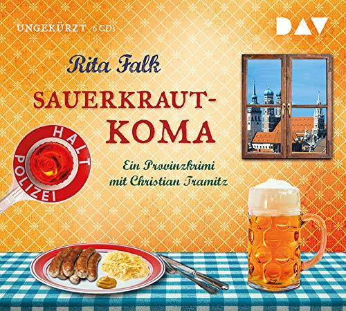 9783862313075: Sauerkrautkoma (Franz Eberhofer, #5)