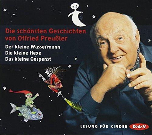 9783862313129: Die schönsten Geschichten von Otfried Preußler: Ungekürzte Lesungen