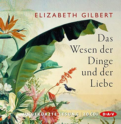 9783862313136: Das Wesen der Dinge und der Liebe (Ungekürzte Lesung)