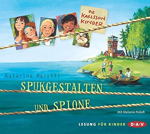 9783862313655: Die Karlsson-Kinder: Spukgestalten und Spione