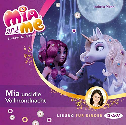 9783862314713: Mia and me 11: Mia und die Vollmondnacht