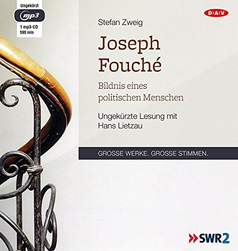 9783862316281: Joseph Fouché: Bildnis eines politischen Menschen (Ungekürzte Lesung)