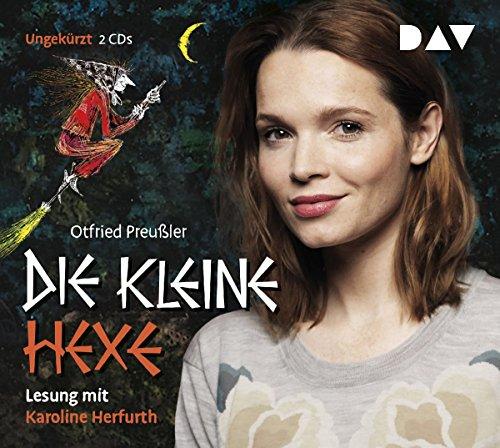 9783862319817: Die kleine Hexe: Ungekürzte Lesung mit Karoline Herfurth