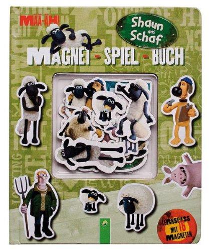 9783862331673: Shaun das Schaf Magnet-Spiel-Buch
