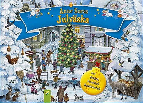 9783862331758: Mein Anne Suess Weihnachtswimmelkoffer