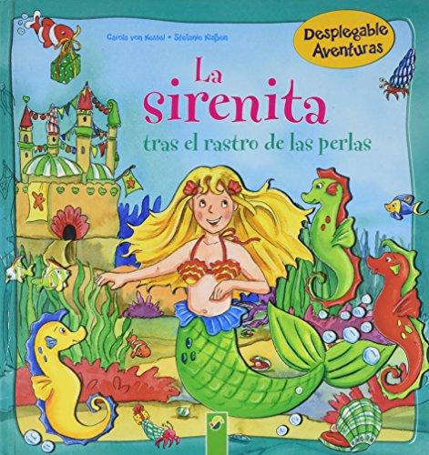 9783862332991: Die kleine Meerjungfrau und die Spur der Perlen