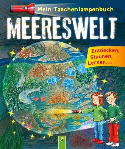 9783862334421: Mein Taschenlampenbuch Meereswelt