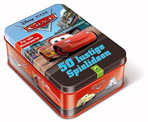 9783862336371: Cars - 50 lustige Spielideen