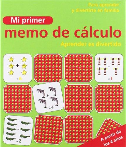 9783862338658: Mi Primer Memo De Cálculo - Aprender Es Divertido