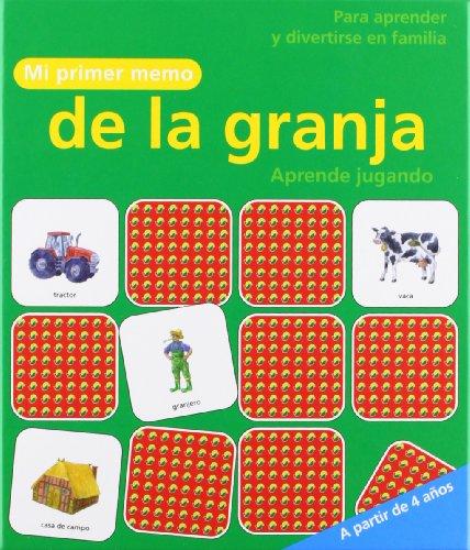 9783862338689: MI PRIMER MEMO DE LA GRANJA