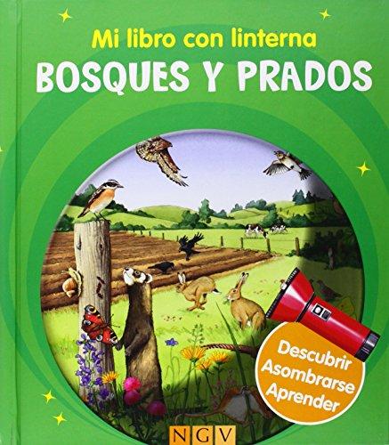 9783862338795: Bosques Y Prados. Mi Libro Con Linterna