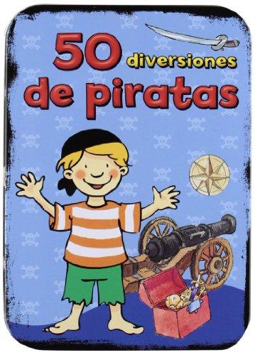 50 DIVERSIONES PIRATAS.(JUEGOS EDUCATIVOS EN LATA): Varios