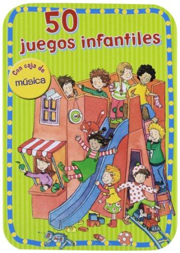 50 JUEGOS INFANTILES.(JUEGOS EDUCATIVOS EN LATA): VARIOS(339891)
