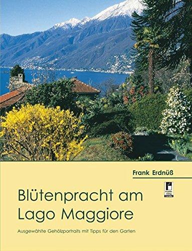 Blütenpracht am Lago Maggiore: Ausgewählte Gehölzportraits mit Tipps für den Garten. - Erdnüß, Frank