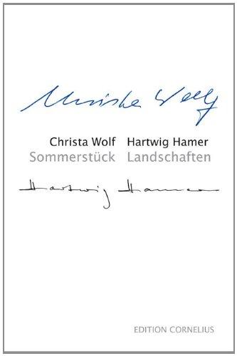 Sommerstück / Landschaften - Wolf Christa, Hamer Hartwig