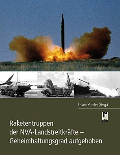 9783862378586: Raketentruppen der NVA-Landstreitkräfte