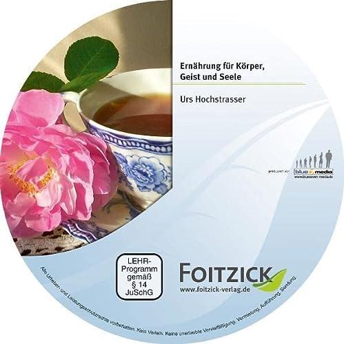 9783862387120: Ernährung für Körper, Geist und Seele [Alemania] [DVD]