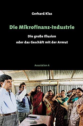 9783862414017: Die Mikrofinanz-Industrie