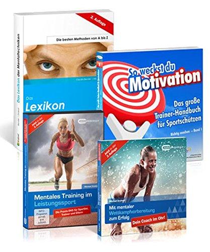 9783862431144: Das Mentaltraining Set für Trainer: Komplett-Paket für alle Trainer, die mentale Übungen in ihr Training integrieren wollen