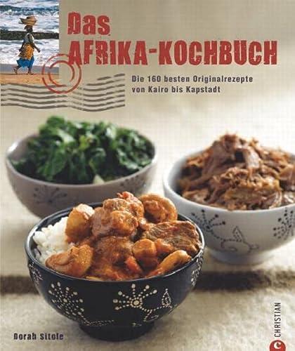 9783862440283: Das Afrika-Kochbuch