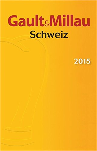 9783862446889: Gault&Millau Schweiz 2015