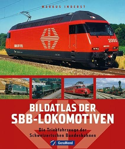 9783862451036: Bildatlas der Schweizer Lokomotiven
