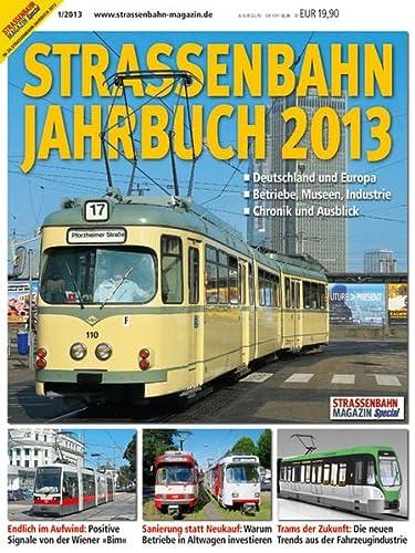 9783862452545: Straßenbahn Jahrbuch 2013
