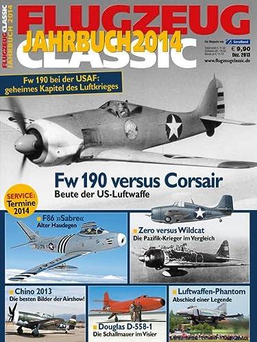 9783862454136: FLUGZEUG CLASSIC Jahrbuch 2014