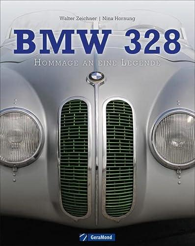 BMW 328. Hommage an eine Legende. - Zeichner, Walter und Nina Hornung