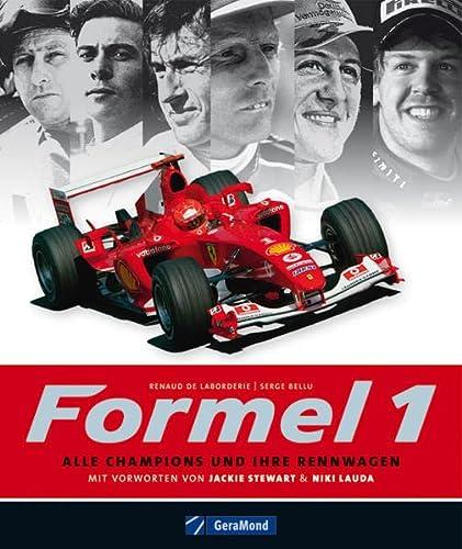 9783862456406: Formel 1: Alle Champions und ihre Rennwagen
