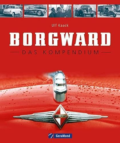 9783862456673: Borgward