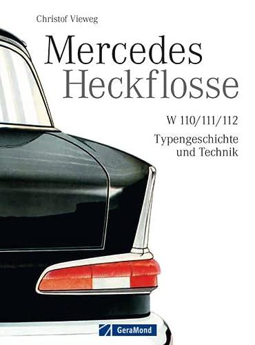 9783862457199: Mercedes Heckflosse