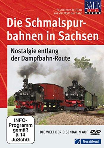 9783862459162: Die Schmalspurbahnen in Sachsen [Import allemand]